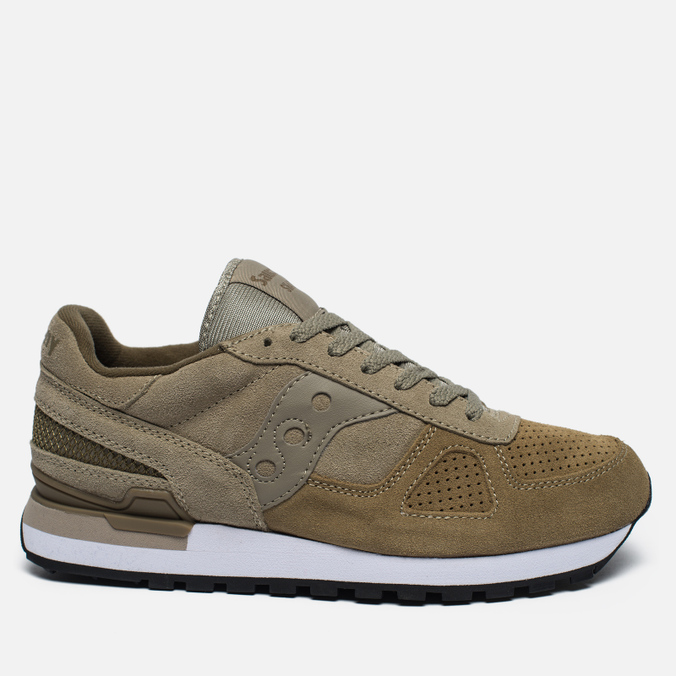 Мужские кроссовки Saucony Shadow Original Suede Light Tan/Taupe