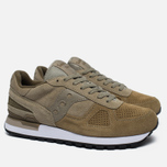 Мужские кроссовки Saucony Shadow Original Suede Light Tan/Taupe фото- 2
