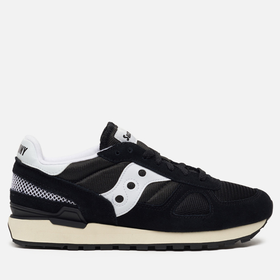 Мужские кроссовки Saucony Shadow Original Vintage Black/White