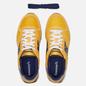 Мужские кроссовки Saucony Shadow Original Yellow/Navy/Oxblood фото - 1