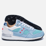 Мужские кроссовки Saucony x Extra Butter Shadow 5000 For The People Blue/White фото- 1