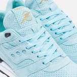 Мужские кроссовки Saucony x Politics Courageous Battle of NOLA Blue фото- 4