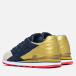 Мужские кроссовки Saucony x Politics Courageous Battle of NOLA Navy/Gold фото- 2