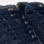 Мужские кроссовки Saucony x Politics Courageous Battle of NOLA Navy/Gold фото- 5