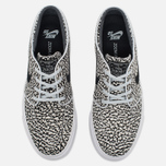 Мужские кроссовки Nike SB Zoom Stefan Janoski Elite Road Pack Pure Platinum/Black/White фото- 3