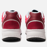 Мужские кроссовки Tommy Jeans 6.0 Crest Low Rise Trainers Red/White/Blue фото- 3