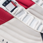 Мужские кроссовки Tommy Jeans 6.0 Crest Low Rise Trainers Red/White/Blue фото- 6