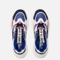 Мужские кроссовки Tommy Jeans Chunky Colour-Blocked Trainers Red/White/Blue фото - 1