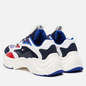Мужские кроссовки Tommy Jeans Chunky Colour-Blocked Trainers Red/White/Blue фото - 2