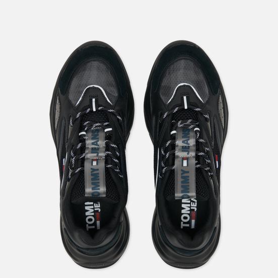 Мужские кроссовки Tommy Jeans Fashion Chunky Runner Black