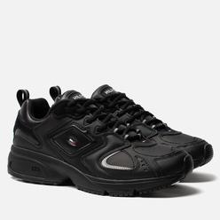 Мужские кроссовки Tommy Jeans Heritage Logo Trainers Black