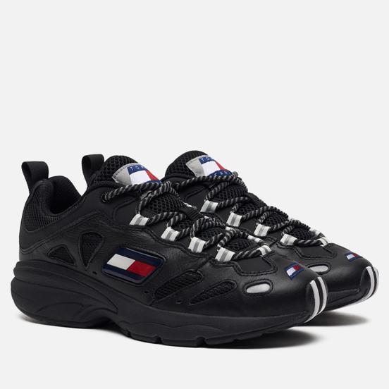Мужские кроссовки Tommy Jeans Heritage Retro Black