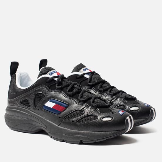 Мужские кроссовки Tommy Jeans Retro Trainers Black