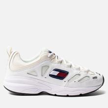 Мужские кроссовки Tommy Jeans Retro Trainers White фото- 3
