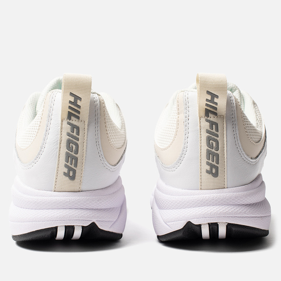 Мужские кроссовки Tommy Jeans Retro Trainers White