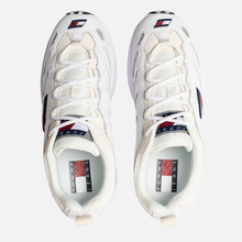 Мужские кроссовки Tommy Jeans Retro Trainers White фото- 1