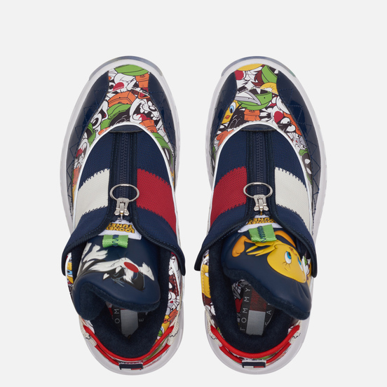 Мужские кроссовки Tommy Jeans x Looney Tunes Chunky Runner All Over Print
