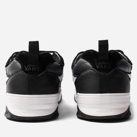Мужские кроссовки Vans Reflective Brux Black/True White