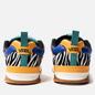 Мужские кроссовки Vans Zebra Brux WC Tidepool/Marigold фото - 2