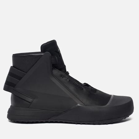 Мужские кроссовки Y-3 BBall Tech Black/Black