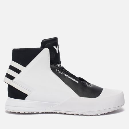 Мужские кроссовки Y-3 BBall Tech Black/White