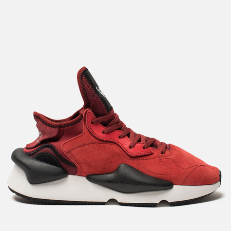 Мужские кроссовки Y-3 Kaiwa Lush Red/Lush Red/Rust Red