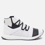 Мужские кроссовки Y-3 Kozoko High White/Crystal White/White фото- 0