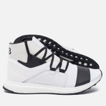 Мужские кроссовки Y-3 Kozoko High White/Crystal White/White фото- 2
