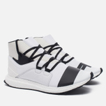 Мужские кроссовки Y-3 Kozoko High White/Crystal White/White фото- 1