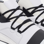 Мужские кроссовки Y-3 Kozoko High White/Crystal White/White фото- 5