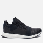 Мужские кроссовки Y-3 Kozoko Low Core Black/Utility Black/White фото- 0