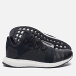 Мужские кроссовки Y-3 Kozoko Low Core Black/Utility Black/White фото- 2