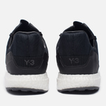 Мужские кроссовки Y-3 Kozoko Low Core Black/Utility Black/White фото- 4