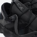 Мужские кроссовки Y-3 Kyujo Low Black фото- 4