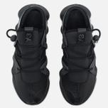 Мужские кроссовки Y-3 Kyujo Low Black фото- 3