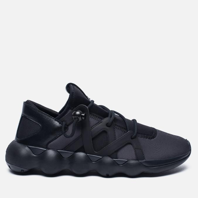 Мужские кроссовки Y-3 Kyujo Low Utility Black/Core Black
