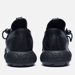 Мужские кроссовки Y-3 Kyujo Low Utility Black/Core Black фото- 3