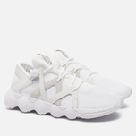 Мужские кроссовки Y-3 Kyujo Low White/Crystal White/Crystal White фото- 1