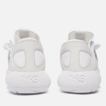 Мужские кроссовки Y-3 Kyujo Low White/Crystal White/Crystal White фото- 4