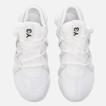Мужские кроссовки Y-3 Kyujo Low White/Crystal White/Crystal White фото- 3