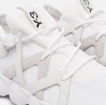 Мужские кроссовки Y-3 Kyujo Low White/Crystal White/Crystal White фото- 5