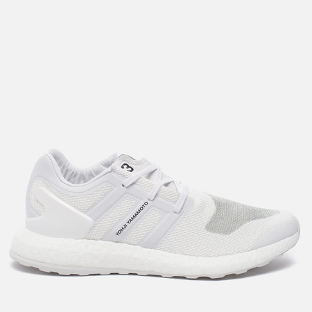 Мужские кроссовки Y-3 PureBOOST White/Crystal White/White