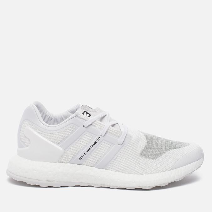 Мужские кроссовки Y-3 PureBOOST White/Crystal White/White