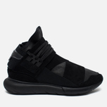 Мужские кроссовки Y-3 Qasa High Black фото- 0