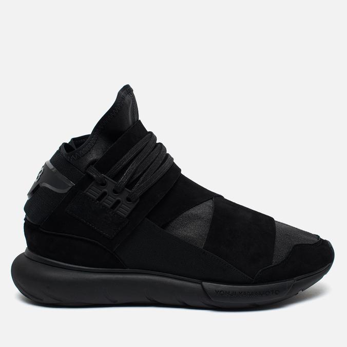 Мужские кроссовки Y-3 Qasa High Black