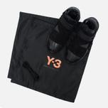 Мужские кроссовки Y-3 Qasa High Black фото- 6