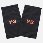 Мужские кроссовки Y-3 Qasa High Core Black/Utility Black/Core Black фото- 7