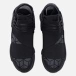 Мужские кроссовки Y-3 Qasa High Core Black/Utility Black/Core Black фото- 3