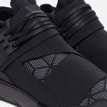 Мужские кроссовки Y-3 Qasa High Core Black/Utility Black/Core Black фото- 5