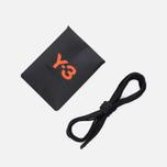 Мужские кроссовки Y-3 Qasa High Core Black/Utility Black/Core Black фото- 6